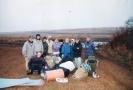 Первый выезд в Каргалы ноябрь 2000